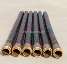 Schwing concrete pump spare parts concrete pump rubber hose / slurry rubber hose