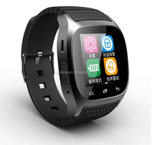 Top quality China bluetooth wrist watch tv mobile phone Christmas promotion