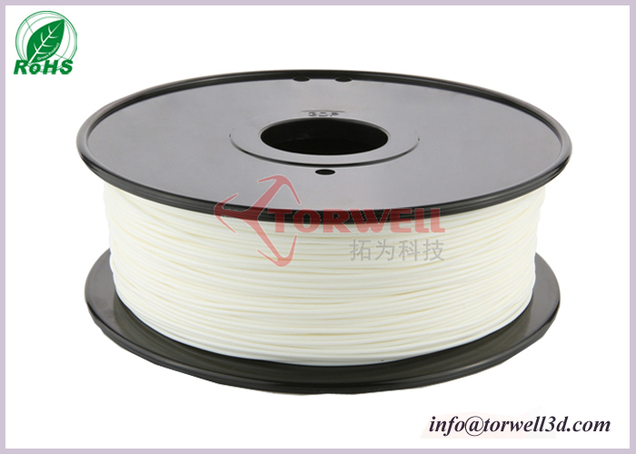 1.75 / 3mm scrap TPE Flexible plastic 3D filament for desktop and DIY 3D printer