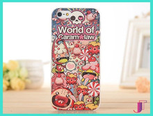 2015 china manufacturer wholesale / mix order accept custom cell phonecase for iphone 5/5s