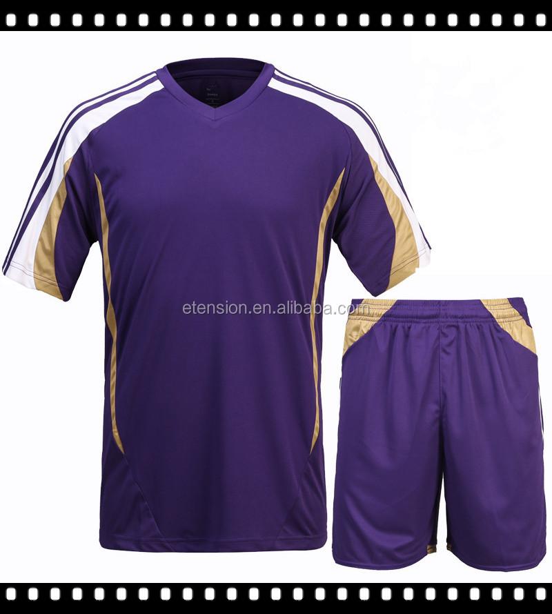 2016 mens football clothing football suit football