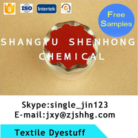 Reactive Printing Red BD fabric dyeing textile chemicals Reactive Dyes Discharge Series
