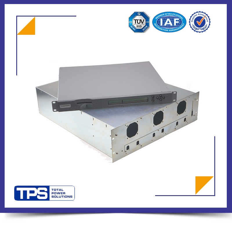 shanghai TPS Small Aluminum Enclosure Box For Electronic