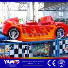 Hot sale! Kiddie amusement rides rotating car/era spin boat/slide boat for sale