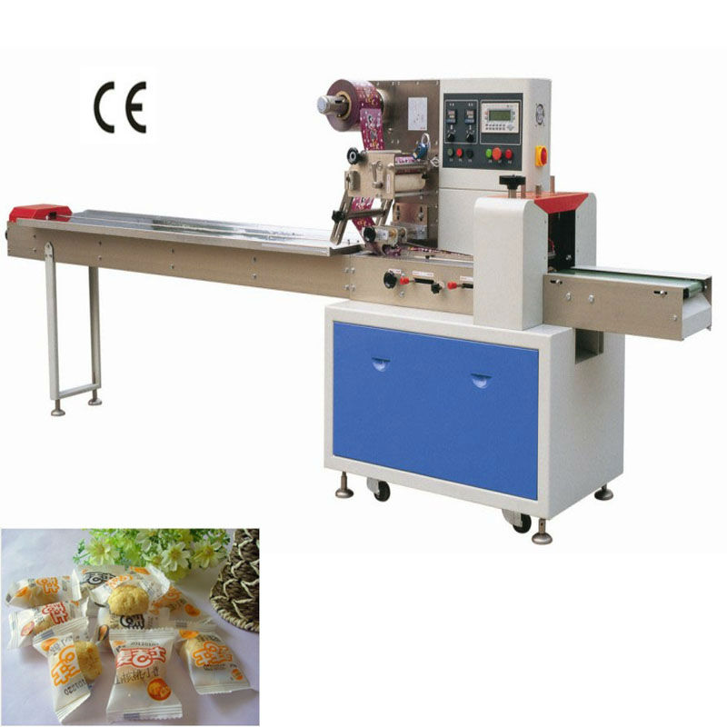 flow bakery twinkie packing machine
