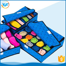 Wholesale Non Woven Divide Line Large Fabrics Storage Box