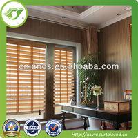 2013 Big market of elegant woven sunscreen vertical window blinds