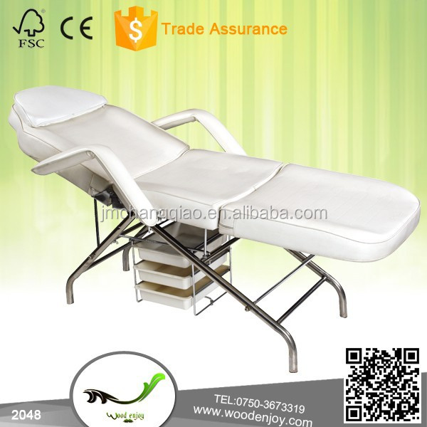white color tattoo stool/tattoo chair/tattoo bed 2048