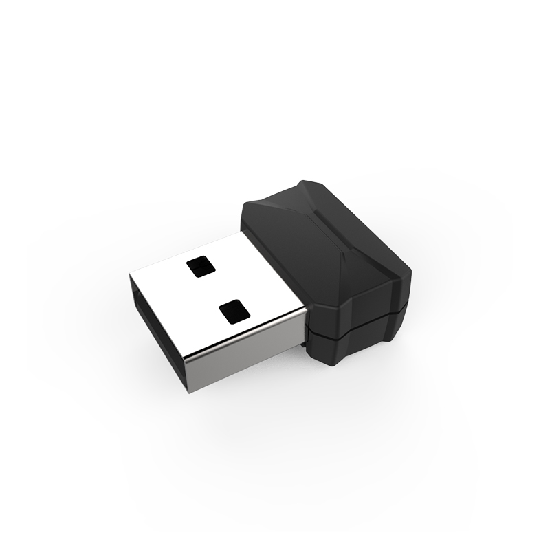 N150 mini USB WiFi adapter, complies with wireless 802.11 b/g/n standards wireless data rates,CE,FCC