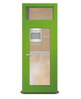 65WD Series Heat Insulation Casement Door
