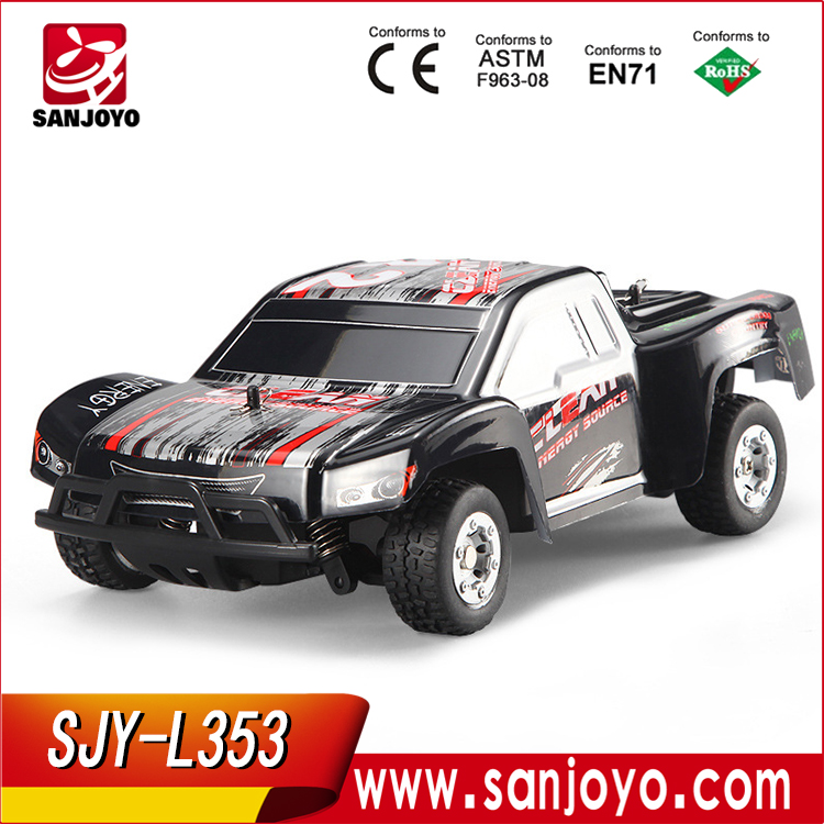 WLtoys L353 1/24 2.4G Electric RC CAR 2WD RTR RC Short Truck