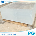 PG 50mm x 50mm Clear Weather-resistant Acrylic Plexiglass Sheet