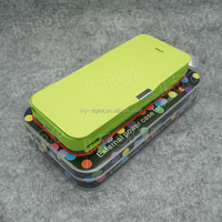 Extra USB output design,external battery case for Iphone 5/5C/5S,with 4200mAh backup battery case