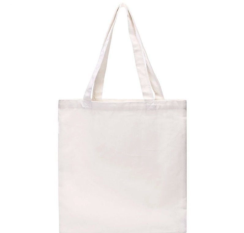 16 Ounce Blank Canvas Wholesale Tote Bags /Customized canvas tote bag
