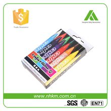 HOT selling 12 colors non-toxic crayons