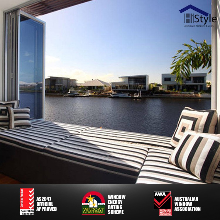 bifold alu windows australia standard aluminium doors and windows in shanghai