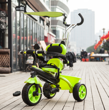 New model hot selling good quality Kid's Lexus metal tricycle,Deluxe Trikes, baby plastic tricycle,children smart trike