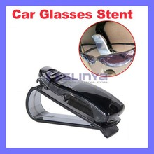4 Color Options Easy Use Car Glasses Clip Car Visor Sunglass Holder Clip
