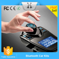 New Good Service Bluetooth Hands-Free Car Kit T10 Auto MP3 Player fm transmitter