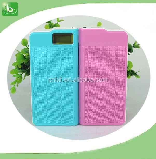 Wholesale 20000mah power bank with LCD display