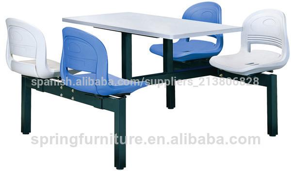 De mesa de comedor de la escuela para mesa de comedor for Mesas comedor escolar