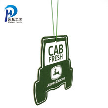 2017 Hot Sale Tissue Paper Car Air Freshener For Auto Car And Room