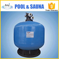 High quality large quartz sand filter for water treatment plant