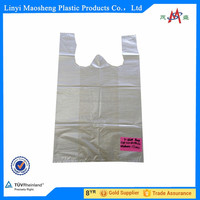 black HDPE plastic garbage bag on roll manufacturer plastic trash bag ldpe garbage bags made in china
