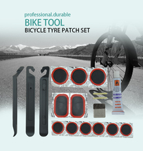 Article No. TP04 transparent box bike radial tire repair patch