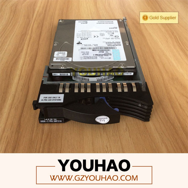 Server HDD for IBM X-U320 40K1024 39R7310 3.5 inches 10K SCSI 146GB hard disk drive