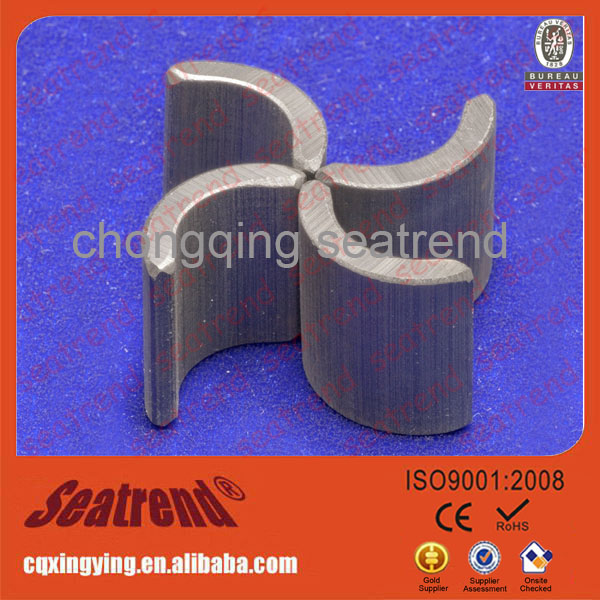 Made in china 2014 Hot Sales Promotional curved magnets For Sales