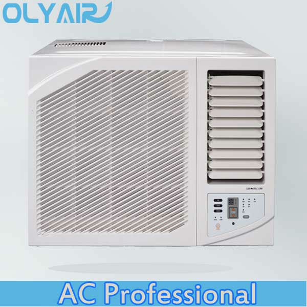 High efficiency ERP 12000btu inverter used window air conditioner stand remote control