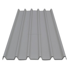 2017 new product Eco-Friendly UPVC Corrugated Thermoplastic Roofing