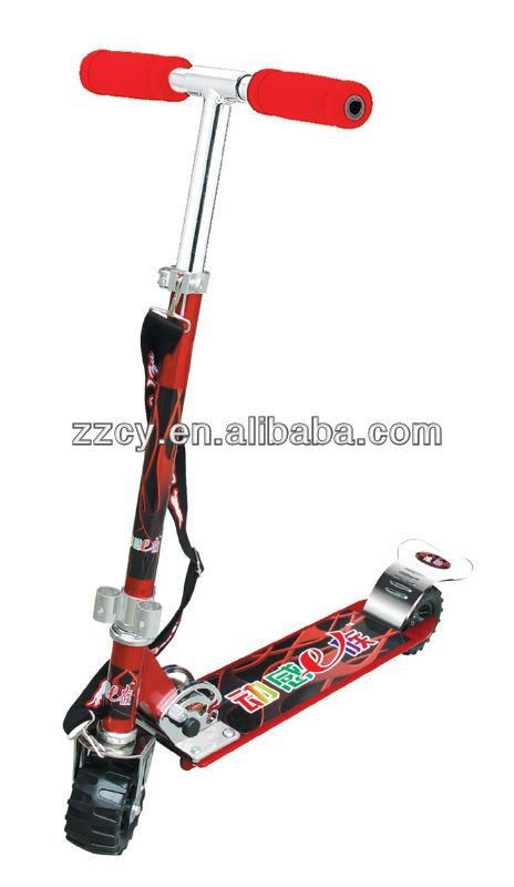 2014 Hot Sale electric scooter/ kids pedal kick scooter with 2 wheels