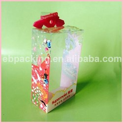 China Suppliers fashion low factory plastic cosmetic box