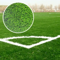 Mini Football Pitch With Artificial Grass