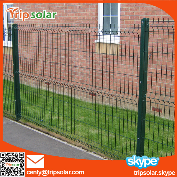 Outdoor Temporary Metal Fence