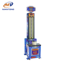 Coin operated redemption game machine the King of Hammer boxing arcade hit hammer game machine