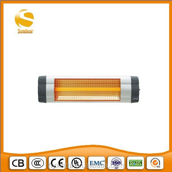 CE/EL approved winter heater outdoor indoor use infrared patio electrical heater