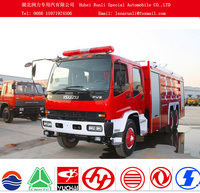 JAPAN brand 6*4 fire rescue trucks, fire fighting truck or sale