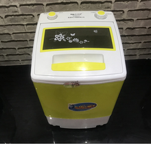 High-efficiency low noise mini cloth washing machine