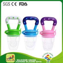 2017 New ARRIVAL safe Fresh Fruit and Vegetables bite Silicone kids Nipple