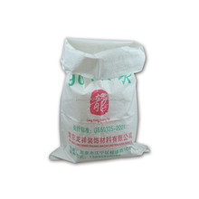 half transparent 25kg pp woven sand bag for tents sale