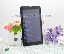 7 Inch MTK6572 Dual Core Android 4.2 Tablet PC 3G Sim Card Slot