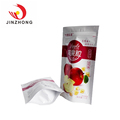 Custom Gravure Printing Resealable Clear Dried Fruit Food Stand Up Zipper Bag