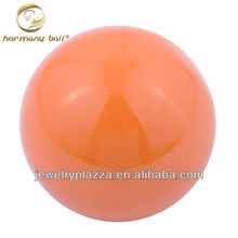 Mexican bola harmony ball jewerly color chime bell ball orange