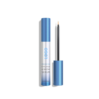 Private Label Advanced Formula Organic Eyelash And Brow Growth Serum