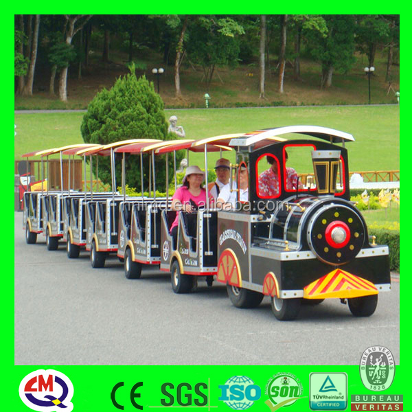 Amusement rides!!!park fun shopping mall trackless mini express train for sale
