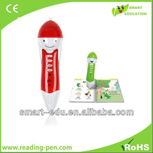 English alphabet letters educational toys for preschoolers reading pen