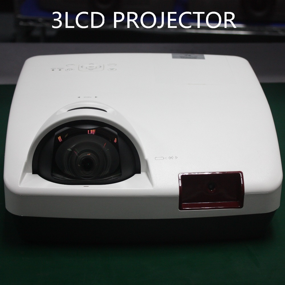 Full HD Native 1024x768 Projector 3LCD Video Projecteur HDMI TV Proyector Home Used Beamer